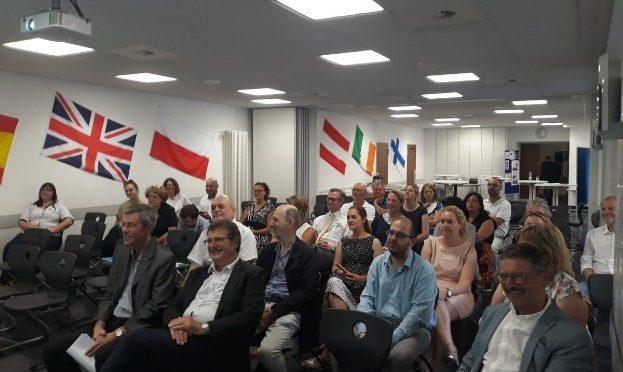 Keymob plenary meeting – Stuttgart