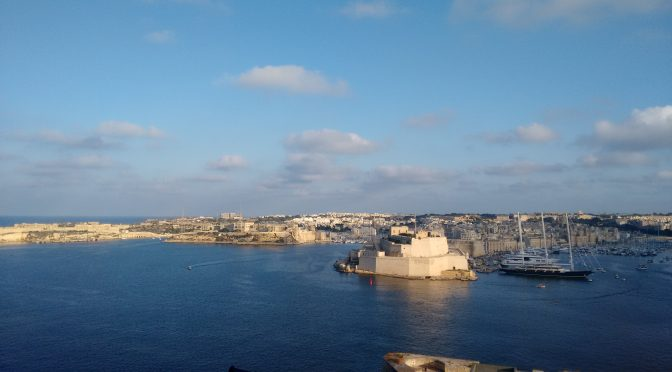 Upper plenary meeting – MALTA