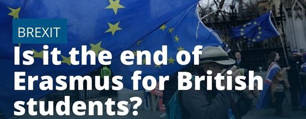 Brexit : quels effets pour les projets eramsus ?