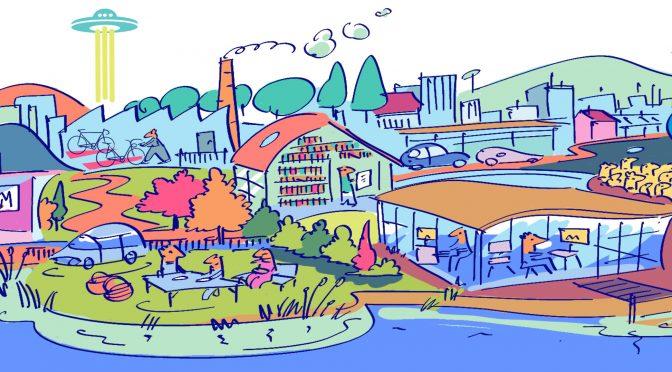 Spring School du Réseau International Cité des Métier – des espaces du 3ème type pour un futur plus désirable